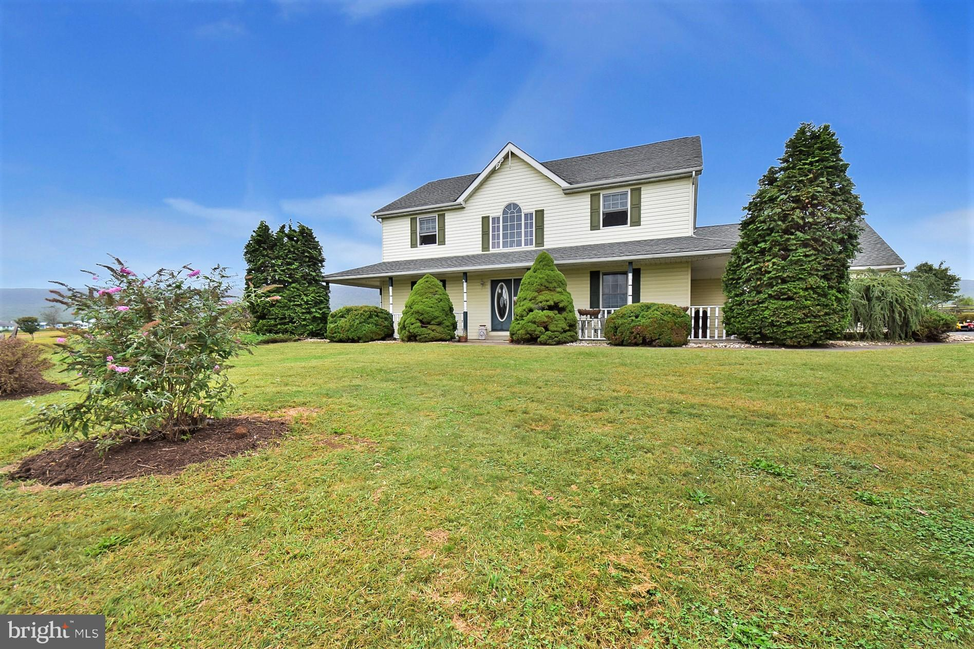 7445 BEHLER ROAD, NEW TRIPOLI, PA 18066