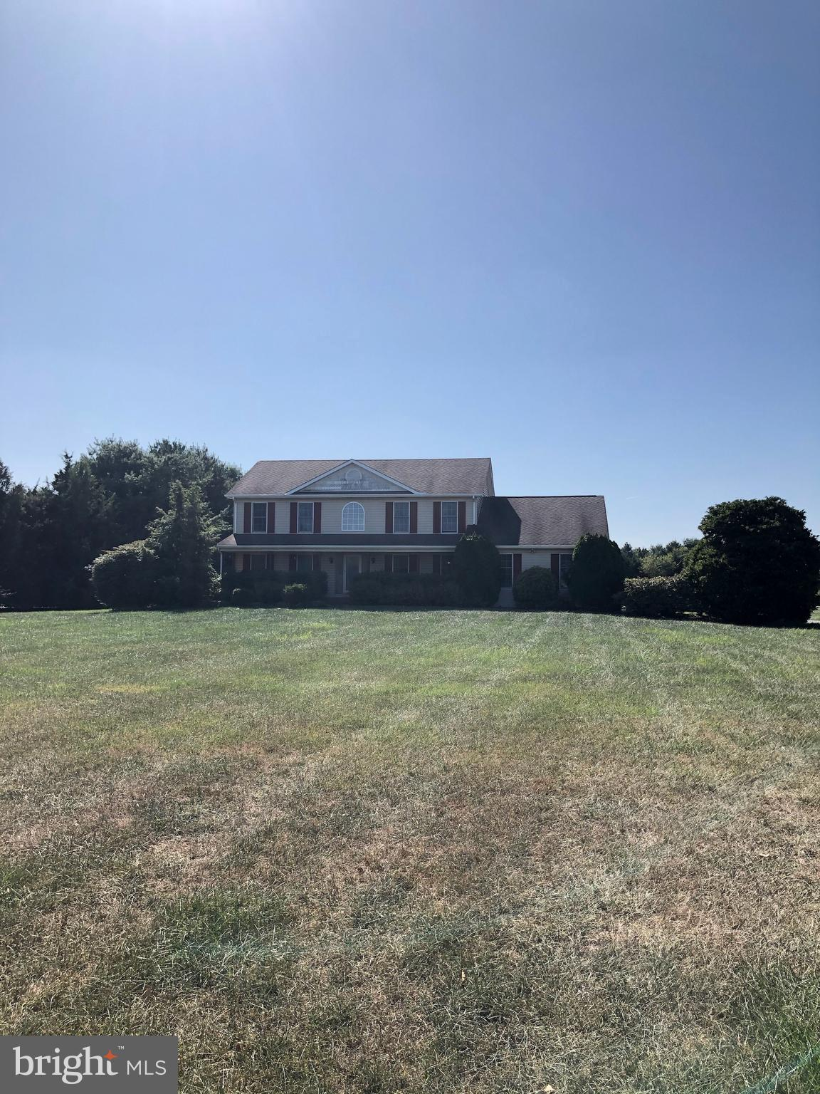 Well loved home is ready for a new owner to come and make it their own.  Needs a few improvements, but overall a GREAT value on 2 acres in Middletown.  Seller is selling as-is, no repairs will be made.