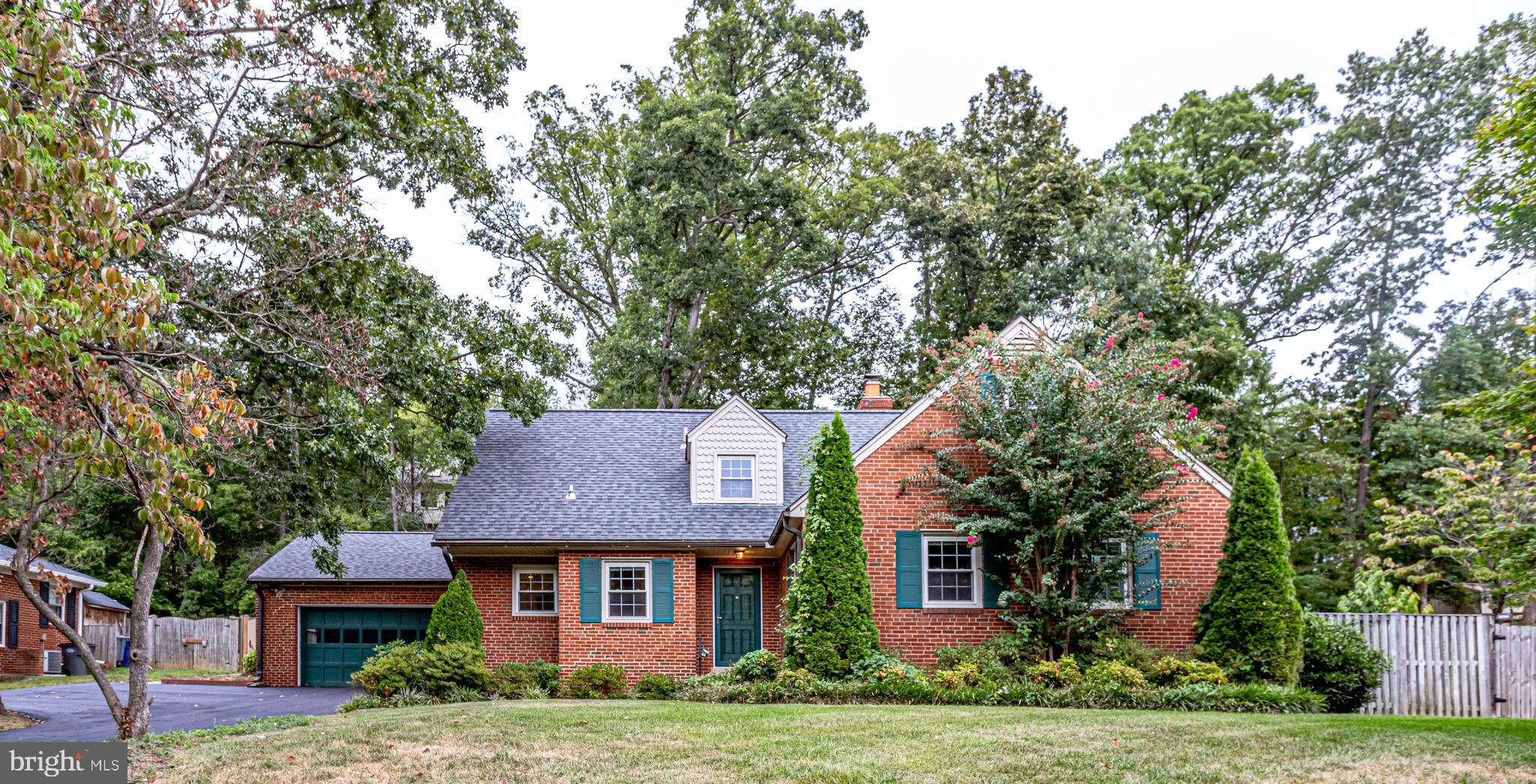 Located in the prime commuter-friendly neighborhood of historic Wilton Woods (Alexandria FFX County), this custom built, charming Cape Cod with $200K in recent updates, including a new roof, brick patio and renovated kitchen features 5 comfortable bedrooms, multiple areas for living and a sunroom to enjoy the backyard view all year long. The central location is minutes from the Huntington Metro and provides easy access to Old Town Alexandria, Kingstowne and Del Ray. All of the area's major arteries, including the Beltway, I-95, I-395 and the GW Parkway are a short drive down Telegraph Rd. making commuting to the Pentagon, Fort Belvoir or D.C. a breeze.