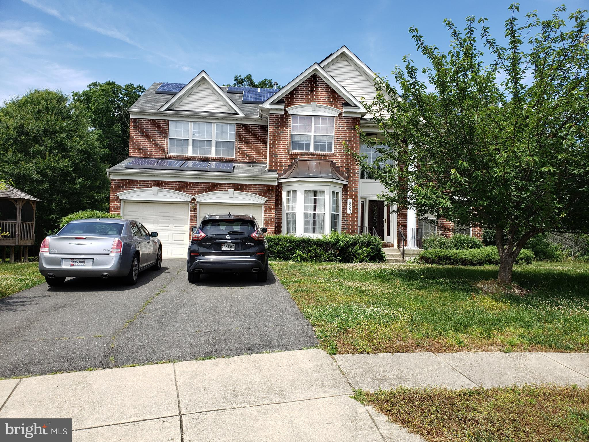6822 ASHLEYS CROSSING COURT, TEMPLE HILLS, MD 20748