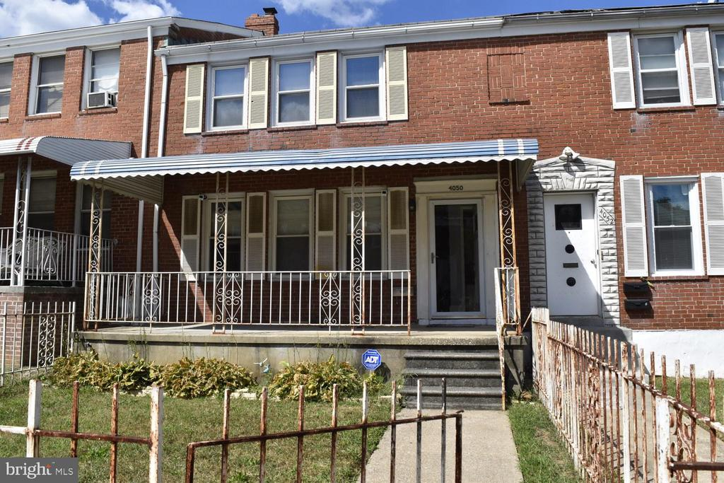 Rehab or Rental Opp. in NW Baltimore's  Ashburton / E. Arlington.Neighborhood. Property  is 22 feet wide and has 1,452sf above grade square footage. Property features parking in the rear & and a finishedbasement area. Recent on block sale at 4059 Annellen - April 2019 -$175k (verify in MRIS).   Sold AS-IS. Cash/Hard Money Only. See agentremarks prior to submitting offers. No1st look period, open toinvestors immediately. Cash/Hard Money Only. See agent remarks priorto submitting offers. Submit all offers through offer link in agentnotes. Buyer/agent to verify all info in listing.