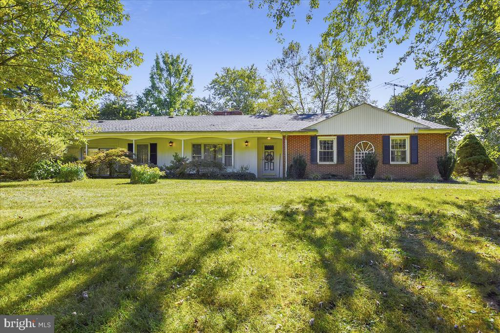 Remarkable property, rarely available in North Baltimore Co!  Property features a well maintained all brick rancher beautifully situated atop rolling fields, a pond as well as lush wood lands.  This property has it all!  Make this property yours!