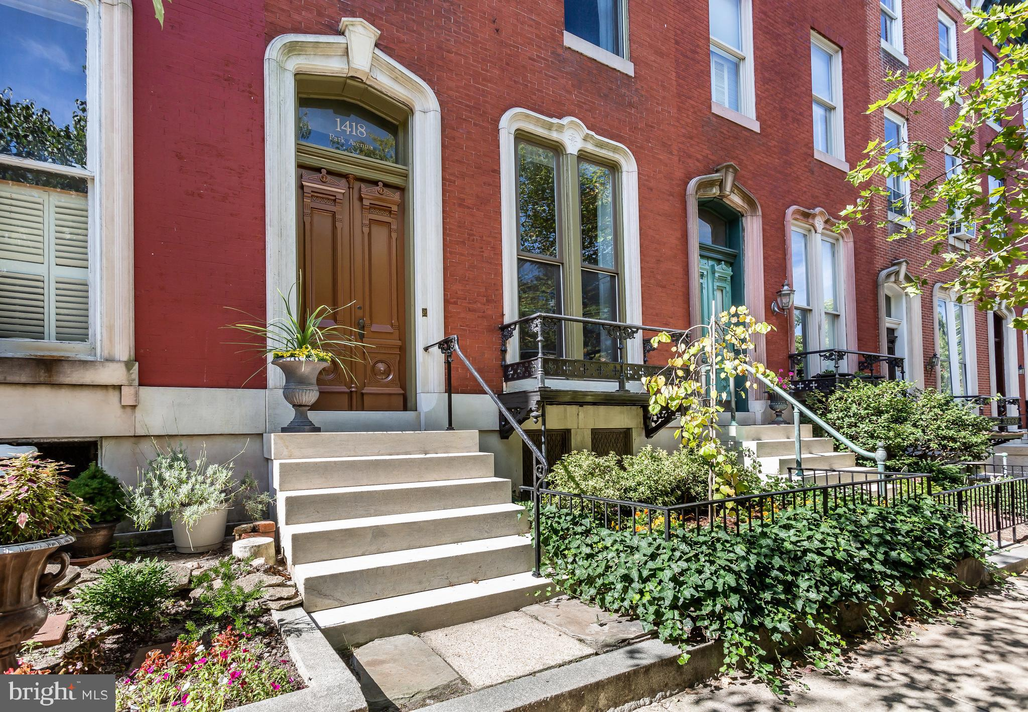 1418 PARK AVENUE, BALTIMORE, MD 21217