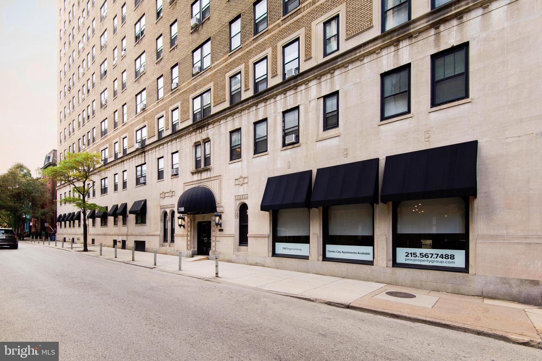 2100 Walnut Street UNIT 11O Philadelphia, PA 19103