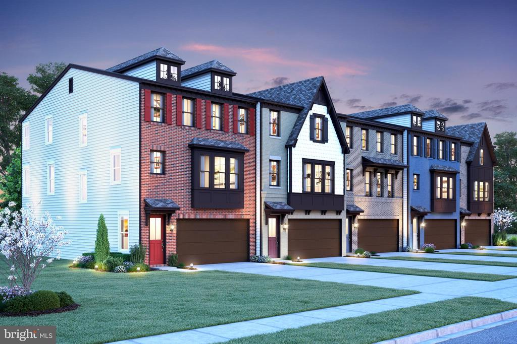 SAMPLE LISTING AT LOWEST BASE PRICE - Potomac Trace is a vibrant new townhome community located in sought-after Alexandria, VA and the Mt. Vernon neighborhood. The enviable location offers homeowners close proximity to downtown Washington DC, legendary attractions, dining, shopping, major employment centers, Mt. Vernon Hospital, Amazon HQ2, and Reagan airport.   PHOTOS REPRESENTATIVE ONLY - may show options