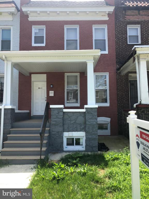 Newly renovated home in revitalized area.   Everything is new.   Top quality.  Down payment assistance programs available.  First time home buyer programs.  Assistance available with past credit issues.