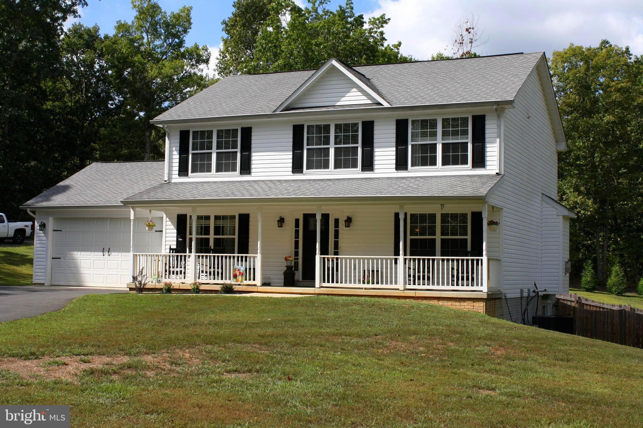18164 SLATE HILL LANE, GORDONSVILLE, VA 22942