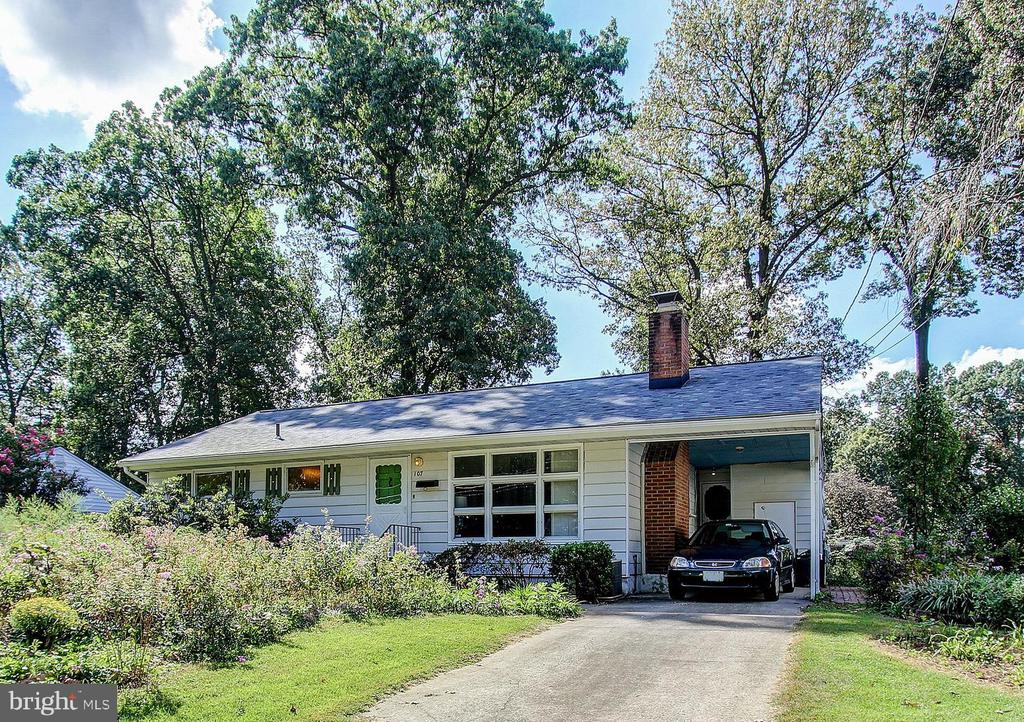 107  ROLLING ROAD, Gaithersburg in MONTGOMERY County, MD 20877 Home for Sale