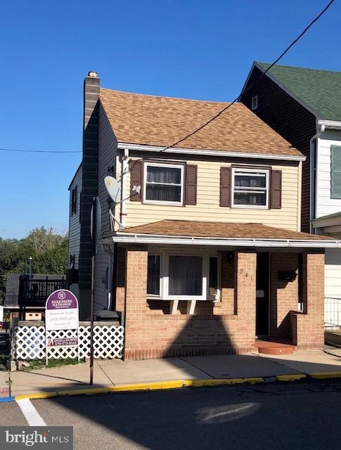 241 ARNOT STREET, SAINT CLAIR, PA 17970