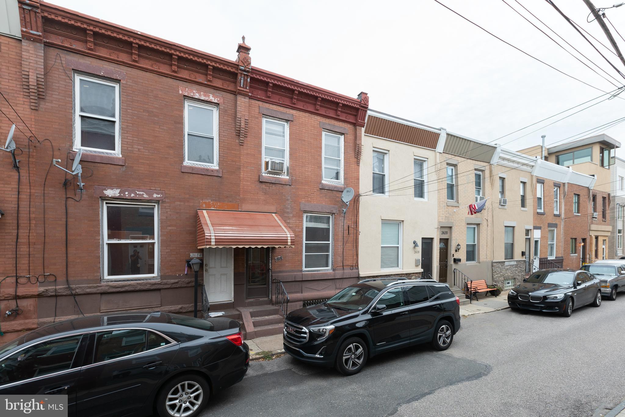 2616 LIVINGSTON STREET, PHILADELPHIA, PA 19125