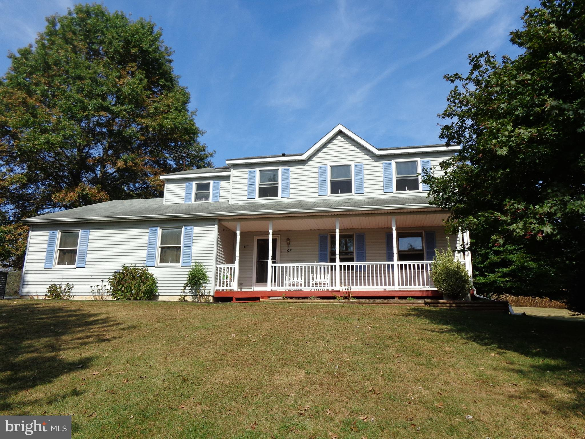 67 LOWER VALLEY ROAD, CHRISTIANA, PA 17509