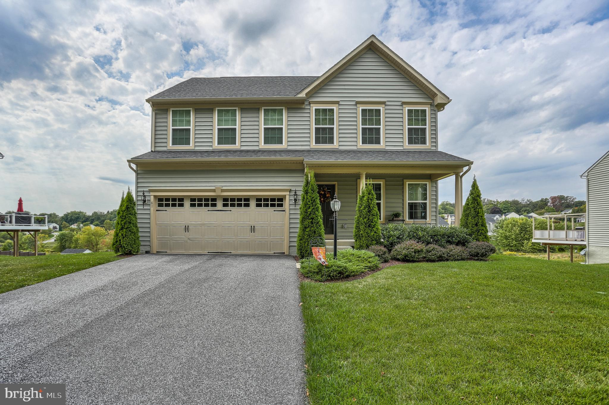 61 HUNT RUN DRIVE, NEW FREEDOM, PA 17349