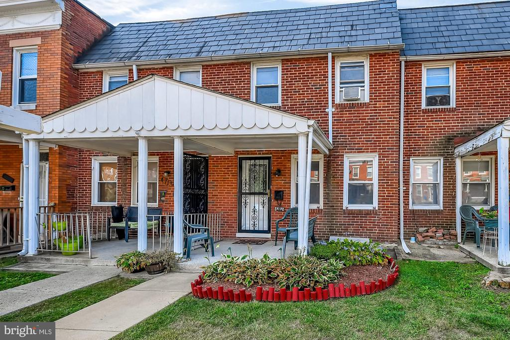 Beautifully maintained townhome in the Beechfield neighborhood! Traditional main level floorplan with formal dining room. Upper level features 3 bedrooms and 1 bath. Fully finished basement for added living space and fenced in patio in rear for outdoor relaxation. Ultra convenient to 695, commute with ease! Less than 1 mile from Baltimore Recreation center and Irvington Park. Welcome home!
