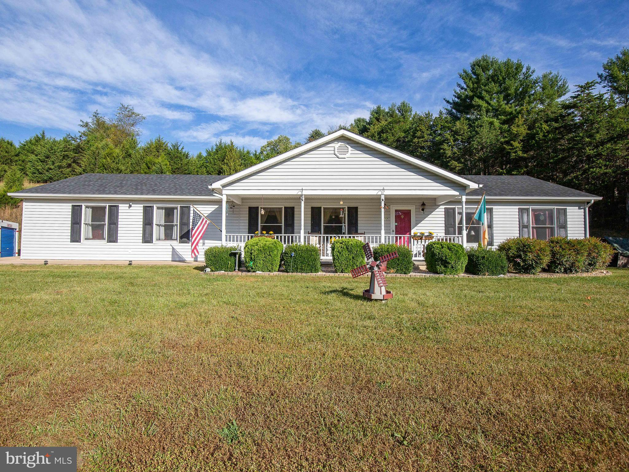 112 PLAUGER LANE, FORT VALLEY, VA 22652