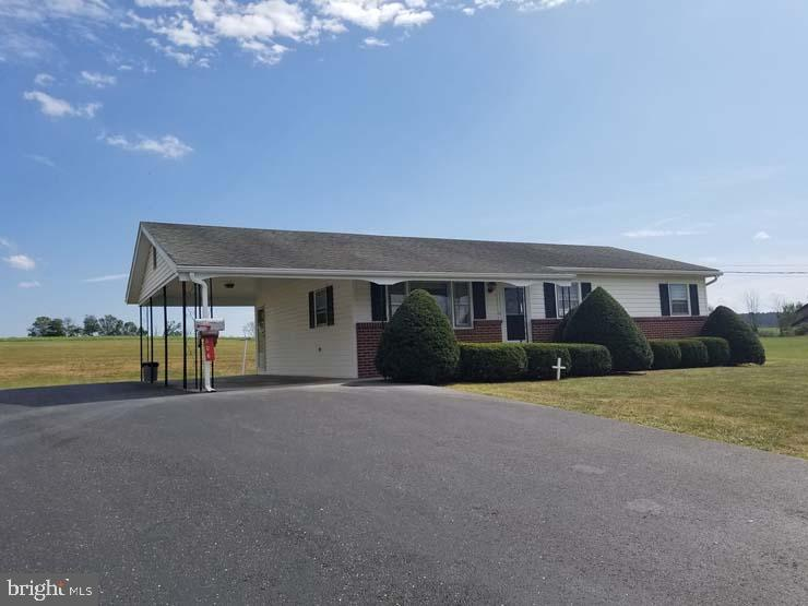 606 FOUNDRY ROAD, MC ALISTERVILLE, PA 17049