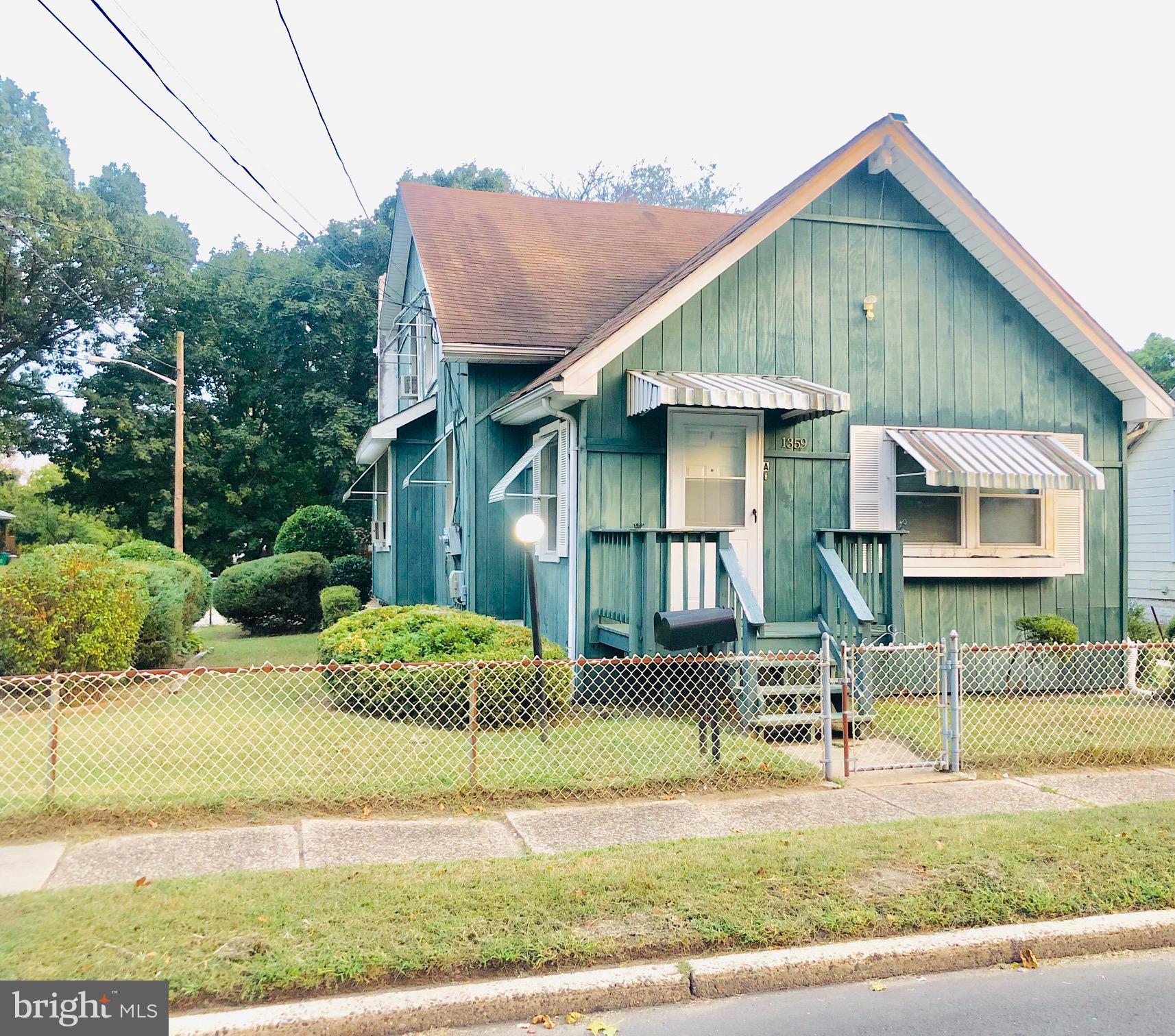 1359 CROWN POINT ROAD, WESTVILLE, NJ 08093