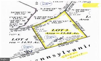 Lot 3 RISKY ROAD, LEWISTOWN, PA 17044