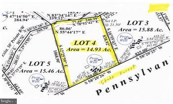 Lot 4 RISKY ROAD, LEWISTOWN, PA 17044