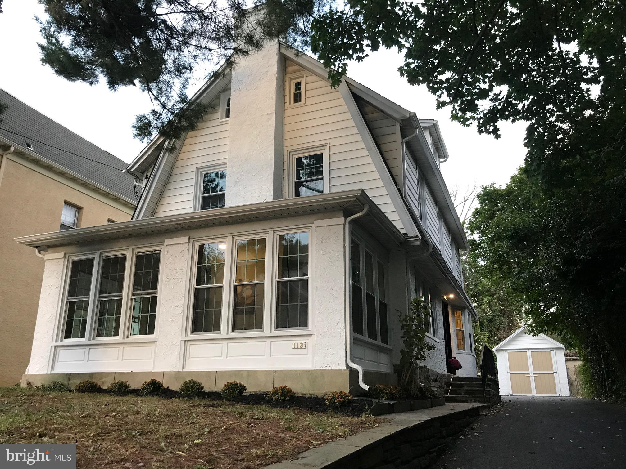 113 DUDLEY AVENUE, NARBERTH, PA 19072