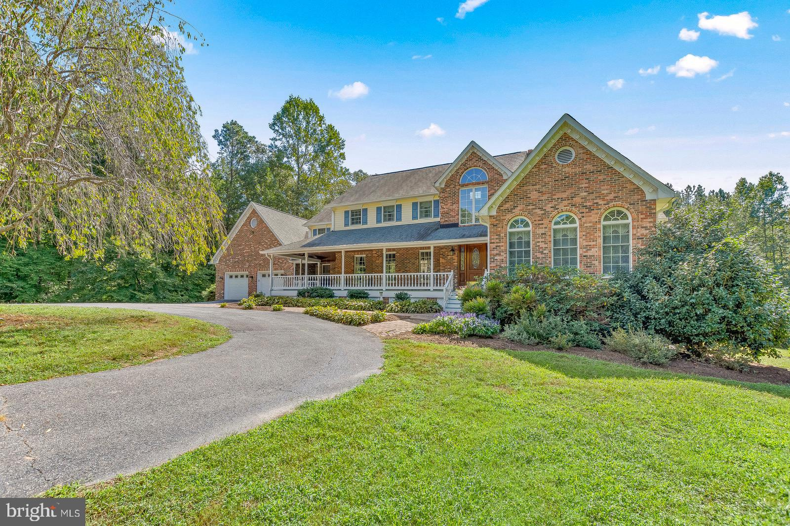 2115 PONDS WOOD ROAD, HUNTINGTOWN, MD 20639