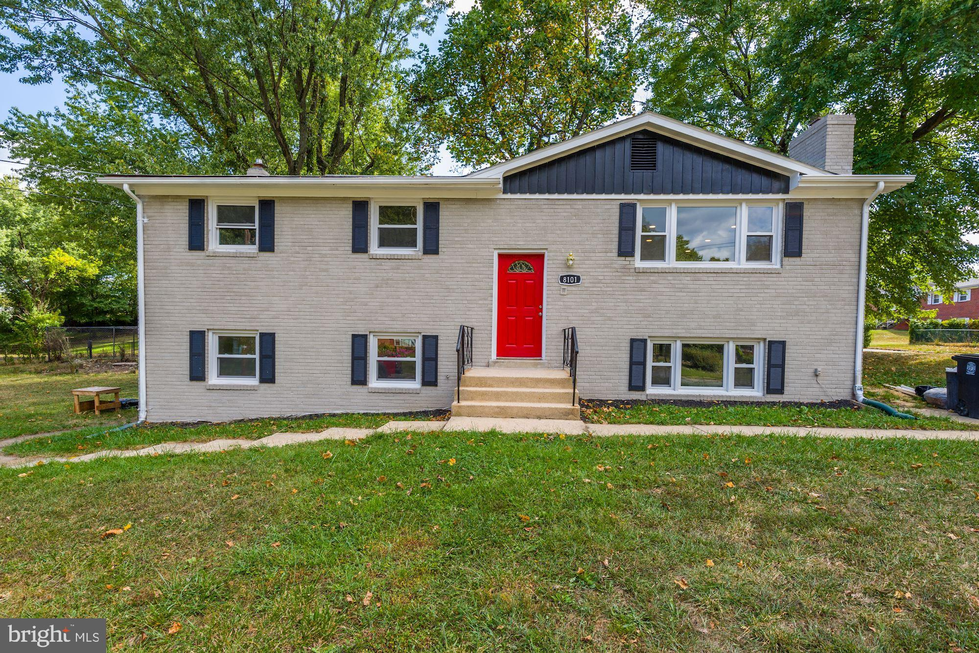 8101 STEVE DRIVE, DISTRICT HEIGHTS, MD 20747