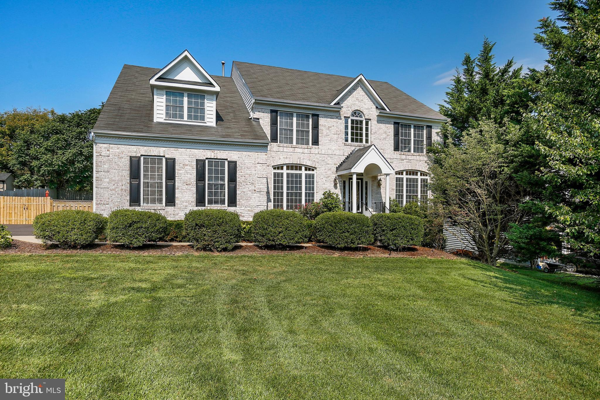 2058 SAINT JAMES ROAD, MARRIOTTSVILLE, MD 21104