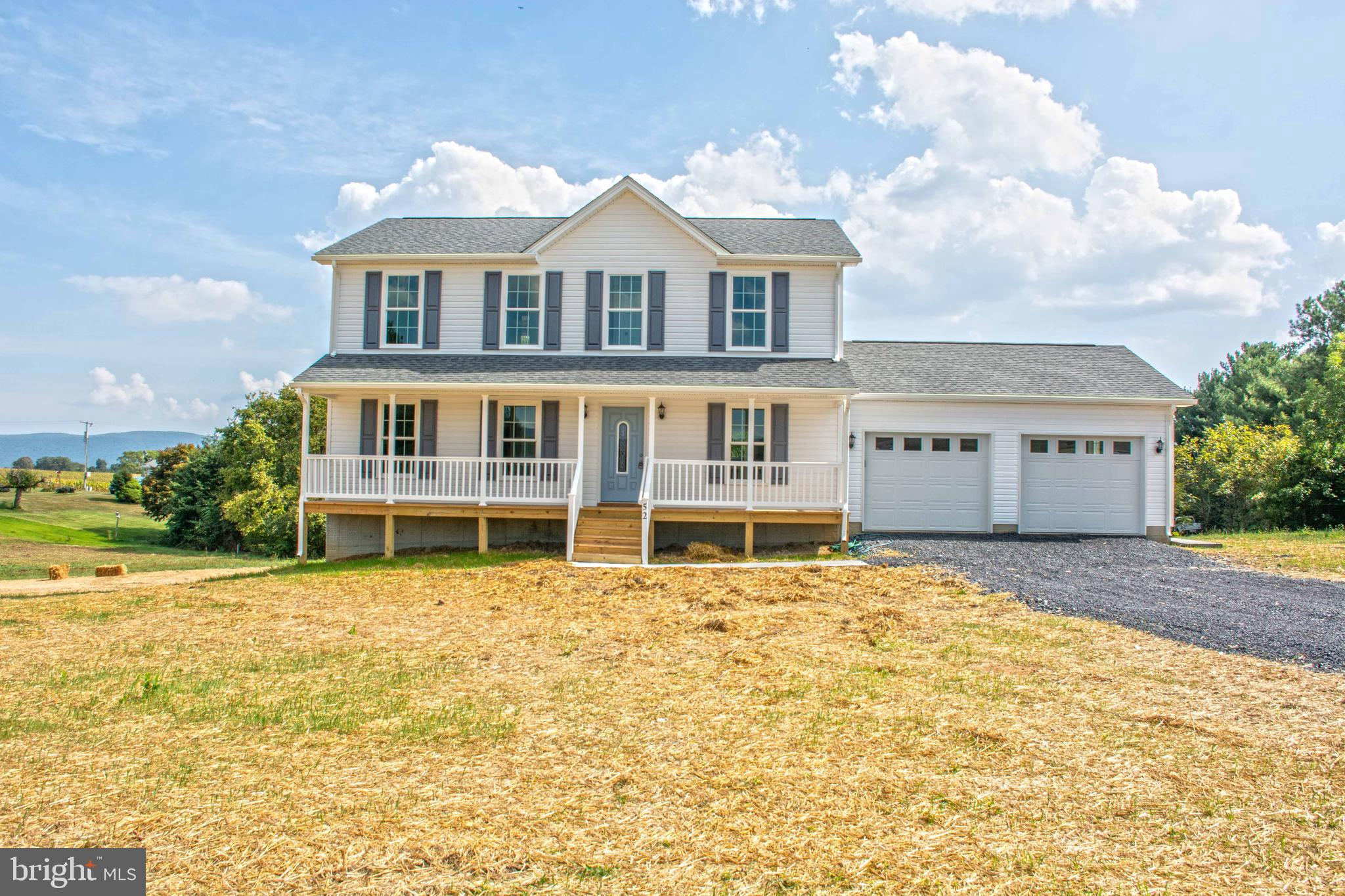 52 WESLEY CHAPEL ROAD, EDINBURG, VA 22824
