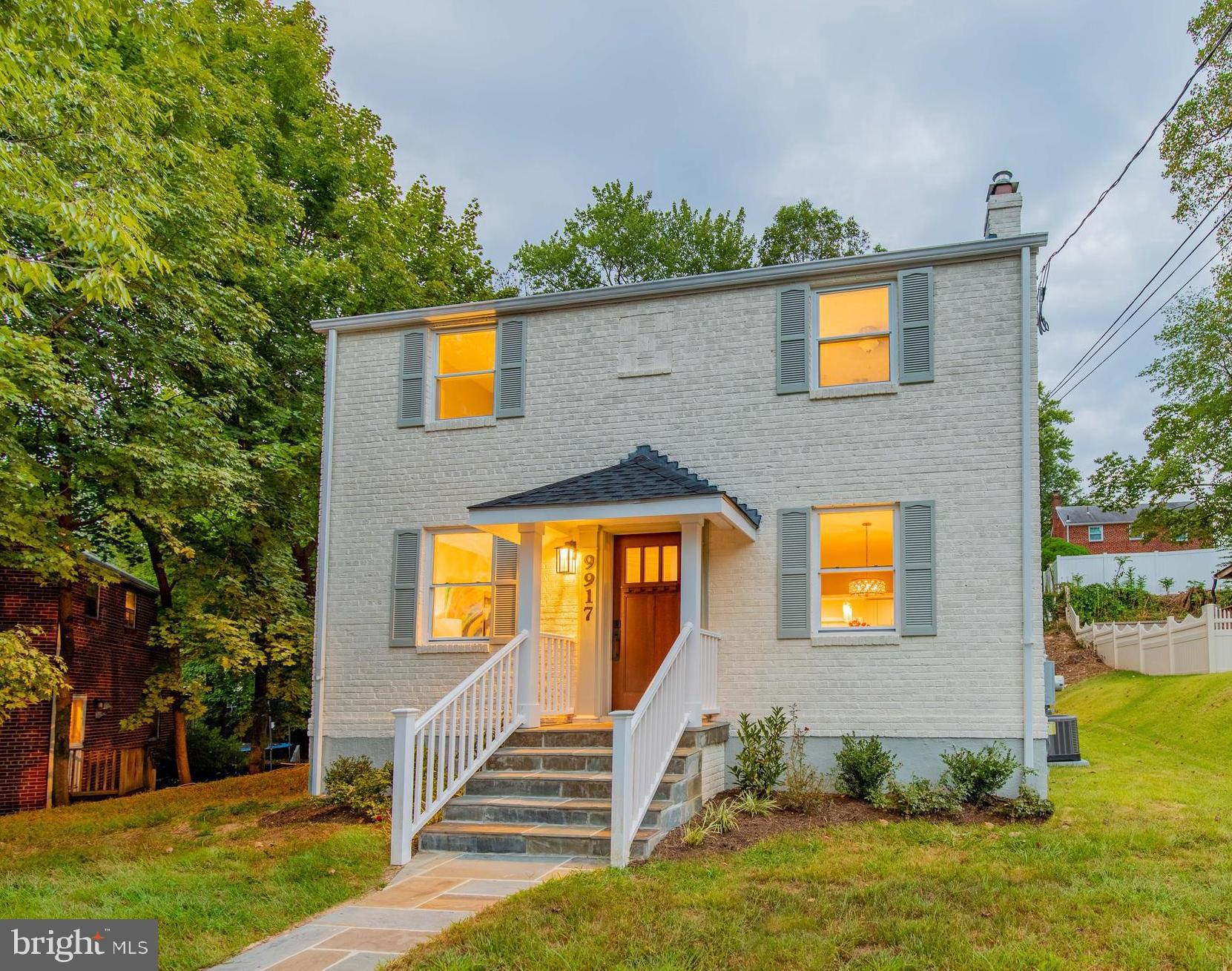 9917 TENBROOK DRIVE, SILVER SPRING, MD 20901