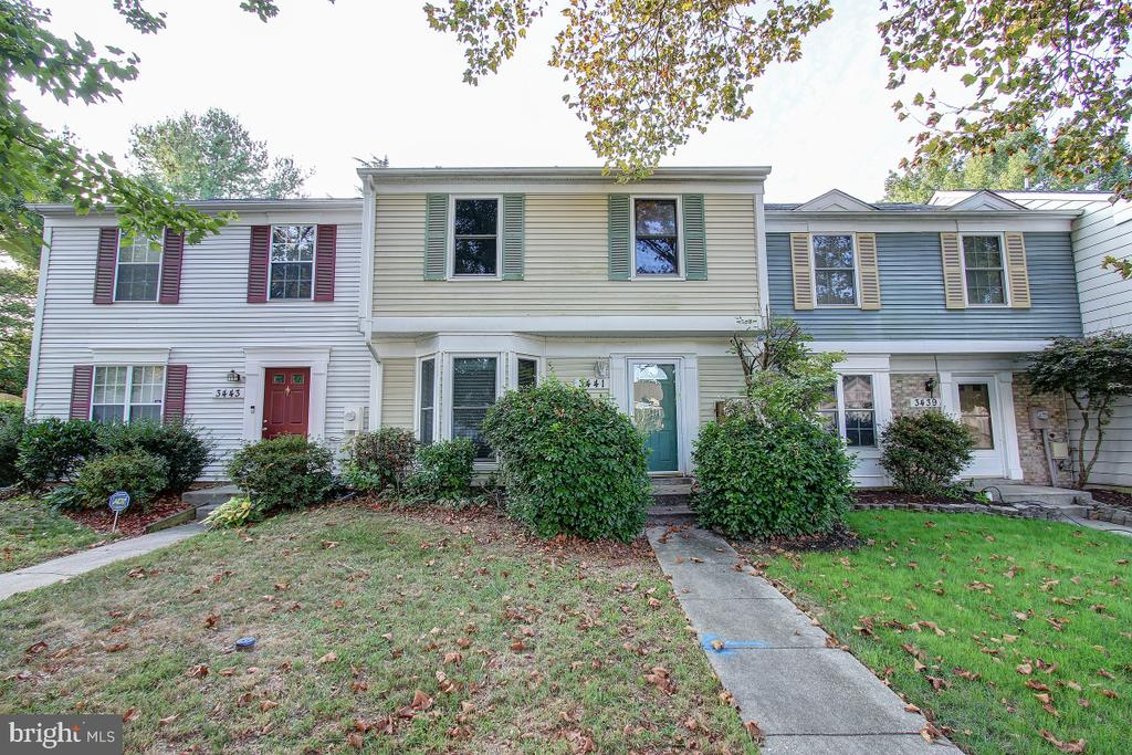 Perfect opportunity to rehab this 2-level townhouse within walking distance to the Bowie Towne Center and Allan Pond Park shopping.  This home offers a large floor plan with a spacious living room, separate dining room, eat-in kitchen, and deep gated rear yard.  Sold as-is.