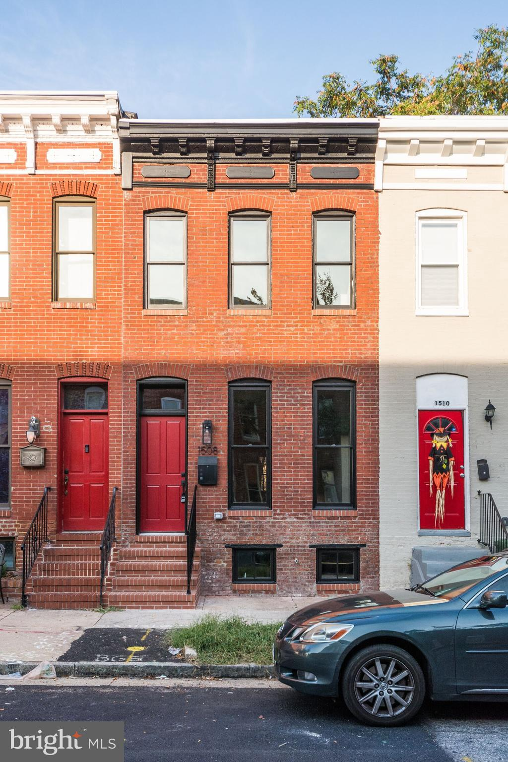 1508 N EDEN STREET, BALTIMORE, MD 21213