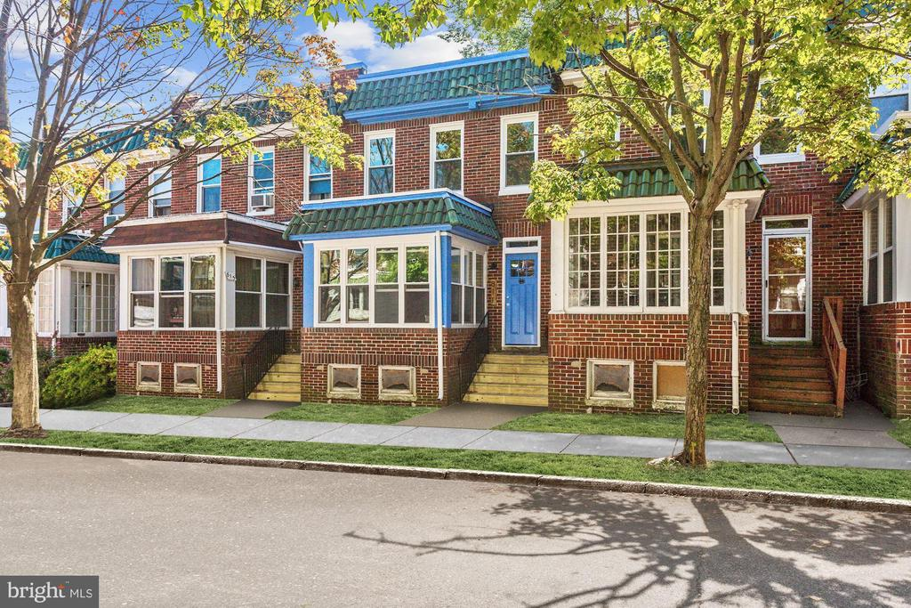 BACK ON THE MARKET! BUYER'S FINANCING FELL THROUGH. Welcome home! This Full Gut Renovation is on a Beautiful tree lined street! Wonderful cross breeze from the 9 sunroom windows and the sliding glass doors from the living room to the deck.  City living made easy with parking in the rear and the YMCA and Farmers market within walking distance. Perfect for roommates with 2 full bathrooms- no sharing required. Plus, a half bath for guests. Also priced right to live alone comfortably. No need to choose between an elegantly design home, tranquil location or all new everything- this home has it all. Need more? House is eligible for the $10,000 vacant to value Grant AND ten~s of thousands of dollars in saving on property taxes as the home is eligible for the HOME IMPROVEMENT TAX CREDIT. The credit is 100% of the home improvement assessed value the first year and decreases by 20% for 5 years.(SOURCE: https://livebaltimore.com/financial-incentives/details/home-improvement-property-tax-credit/#.XQfi8Y97lEY)