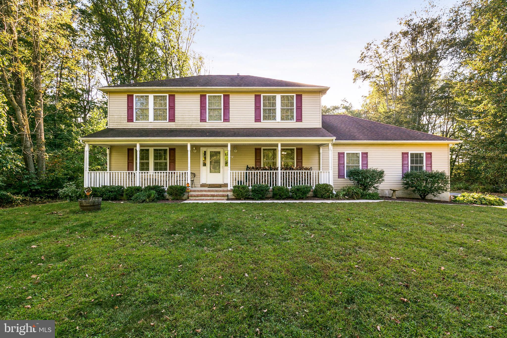 274 CHESTERFIELD JACOBSTOWN ROAD, WRIGHTSTOWN, NJ 08562