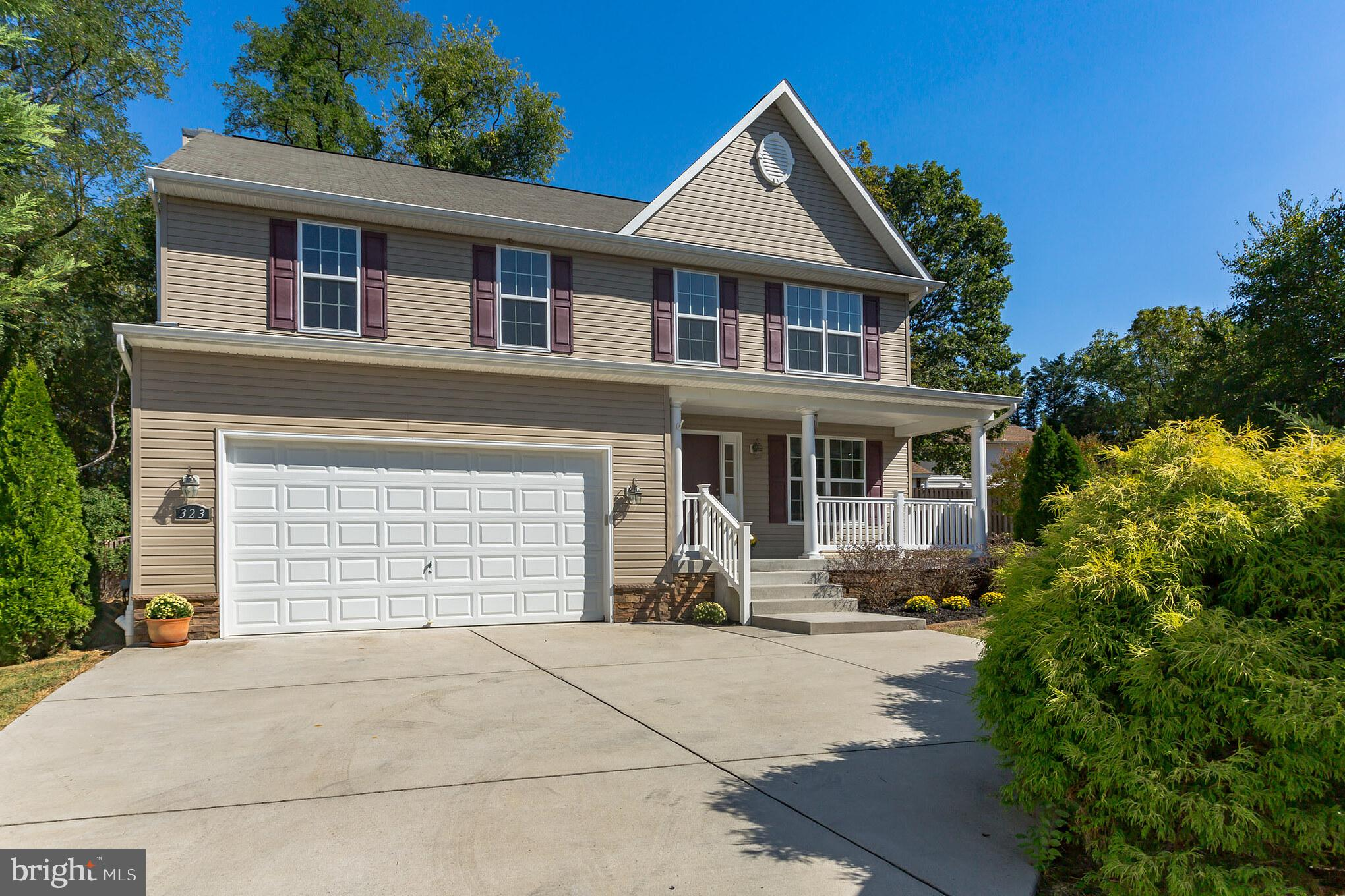 323 CHESTNUT ROAD, LINTHICUM HEIGHTS, MD 21090
