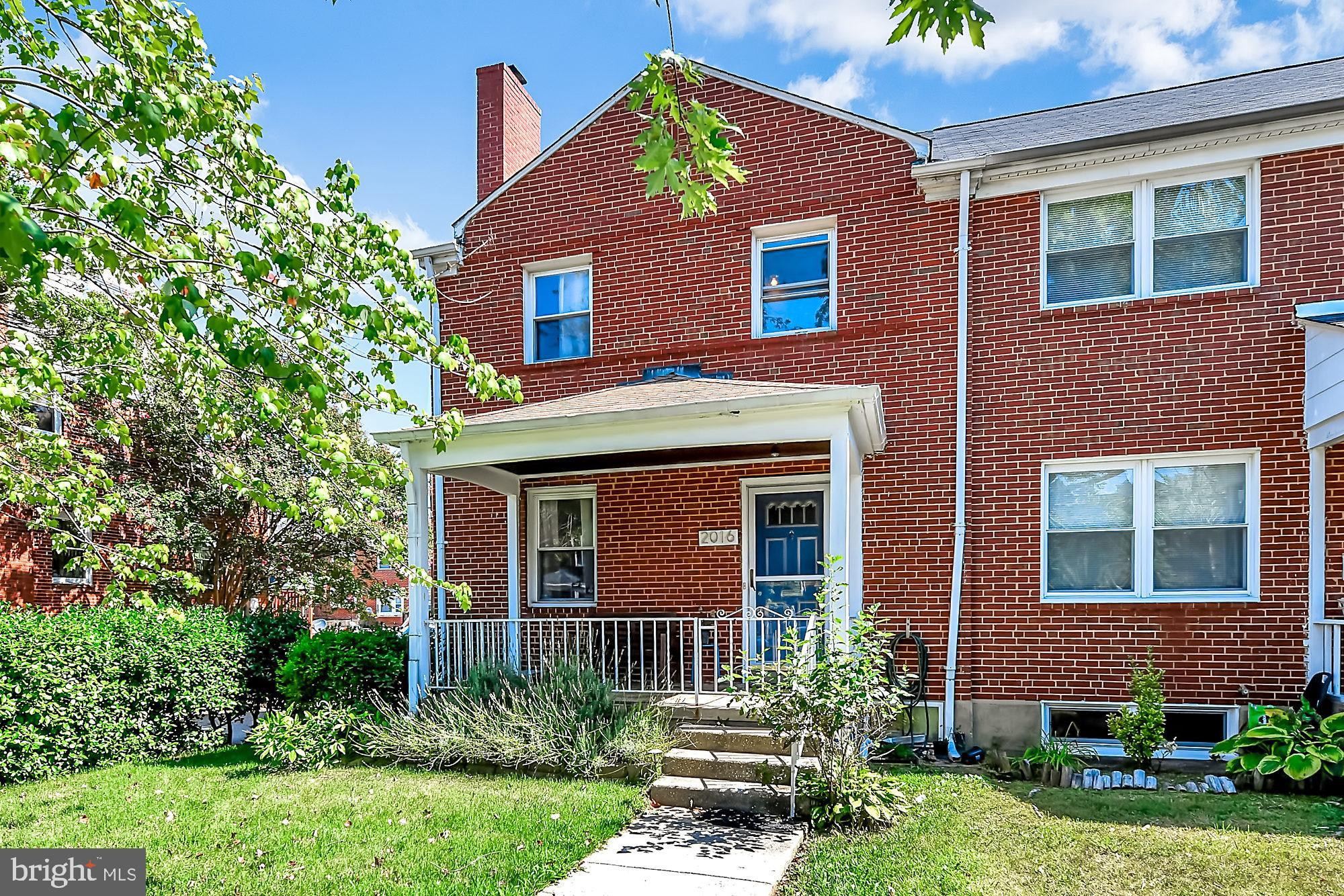 2016 NORTHBOURNE ROAD, BALTIMORE, MD 21239