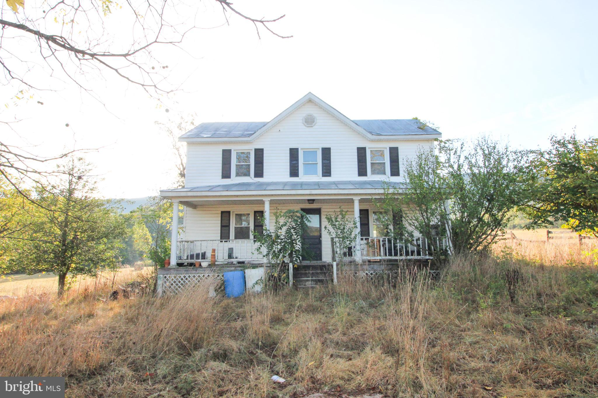2972 SAINT DAVIDS CHURCH ROAD, FORT VALLEY, VA 22652