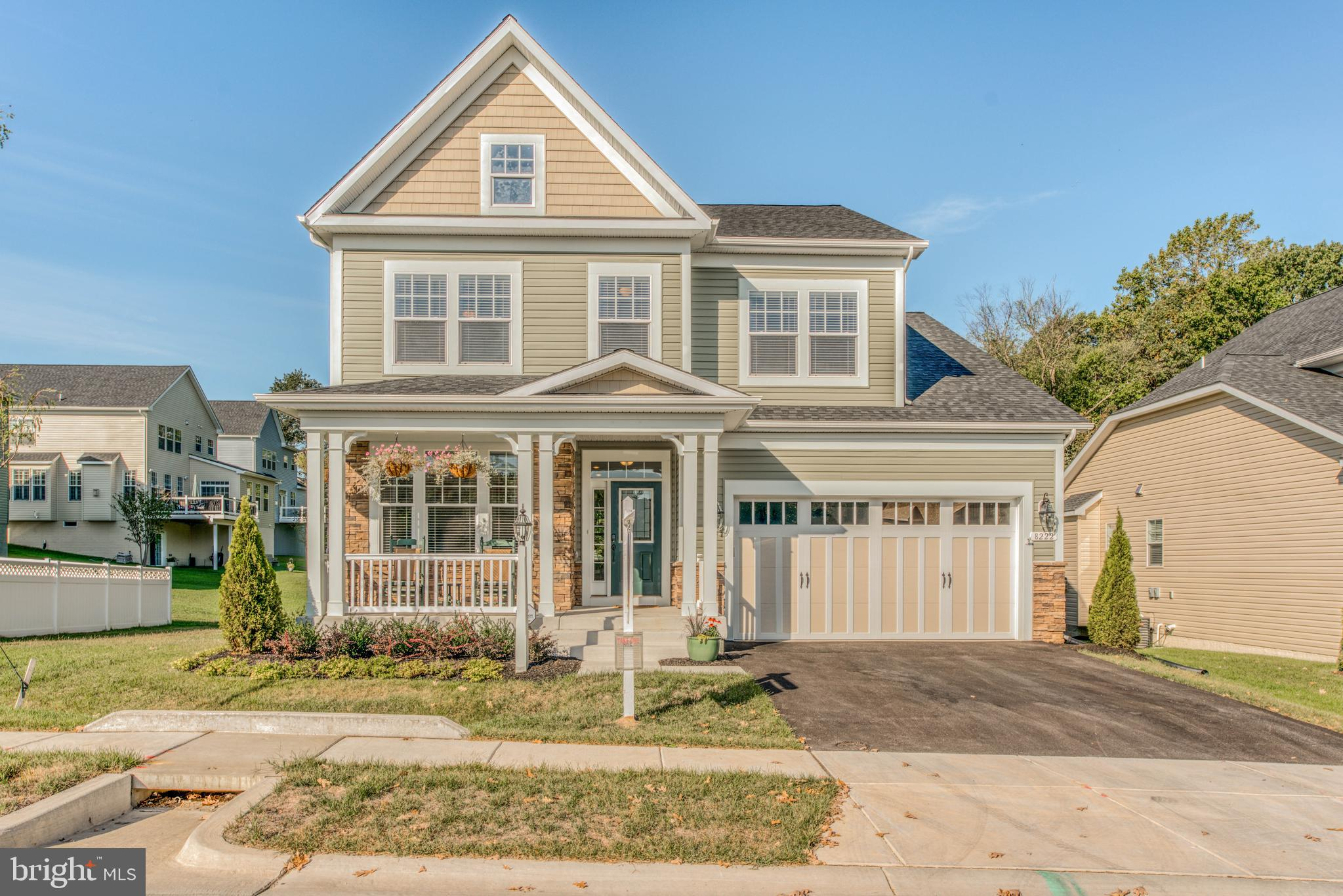 8222 POWERS DRIVE, MILLERSVILLE, MD 21108