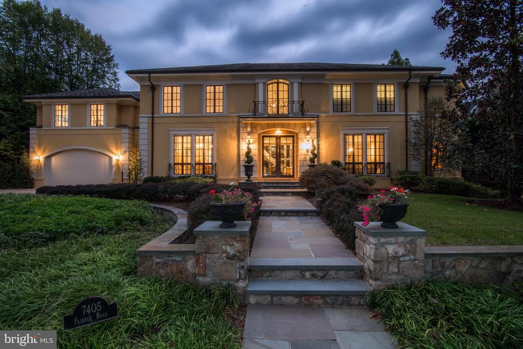 New price for this exquisite custom built home in the heart of Edgemoor with an ELEVATOR.  Stunning walnut floors, high ceilings, grand rooms, and show-stopping staircase.  One block from The Edgemoor Club and steps to everything Downtown Bethesda has to offer.