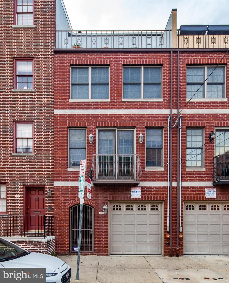 614 S Hancock Street Philadelphia, PA 19147