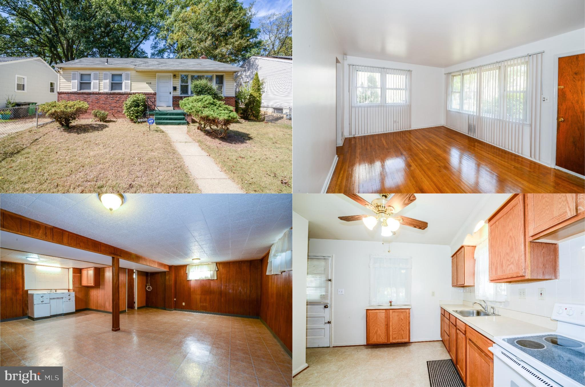 4408 39TH STREET, BRENTWOOD, MD 20722