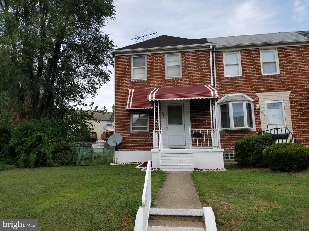 1237 DELBERT AVENUE, BALTIMORE, BALTIMORE Maryland 21222, 3 Bedrooms Bedrooms, ,2 BathroomsBathrooms,Residential,For Sale,DELBERT,MDBC473956
