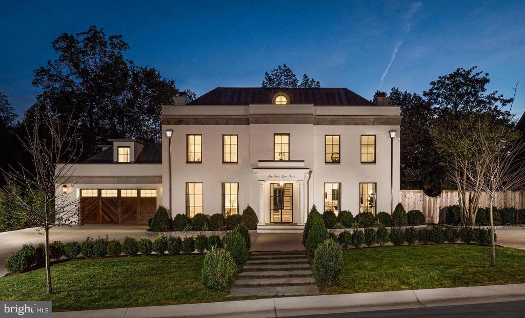 Extraordinary Kenwood home was redesigned by Thomson & Cooke Architects in 2018 to blend a spacious foursquare inspired plan with phenomenal modern amenities, all just steps to downtown Bethesda and the Capital Crescent Trail. Contact Carl for private showing.