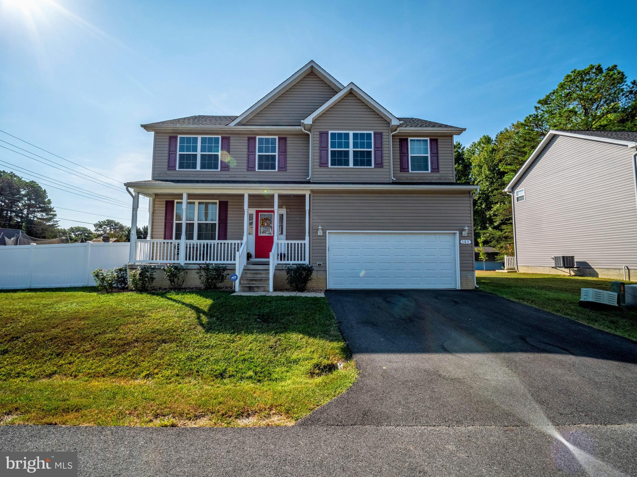 105 DANIELLES WAY, DOWELL, MD 20629