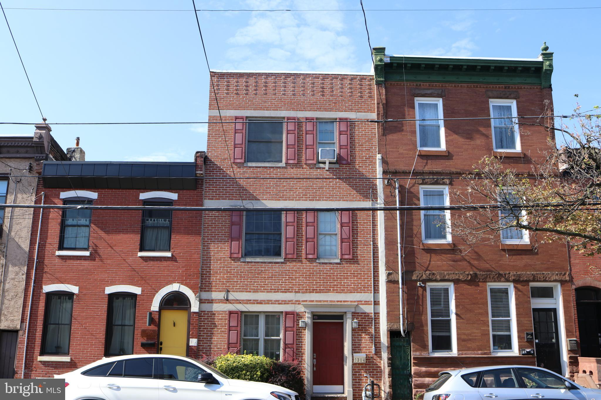 2314 E HUNTINGDON STREET, PHILADELPHIA, PA 19125
