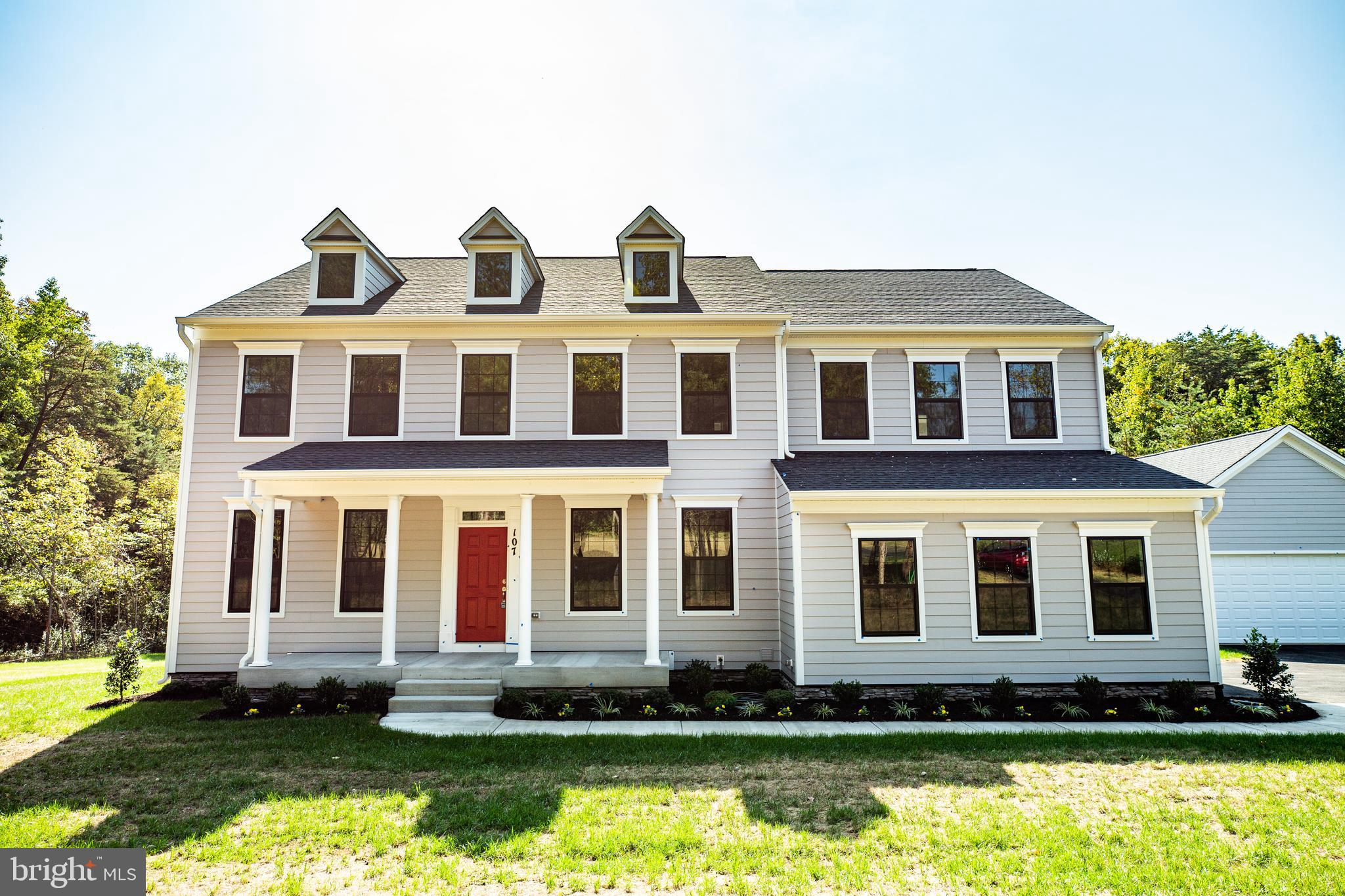 107 BENNINGTON WAY, STAFFORD, VA 22556