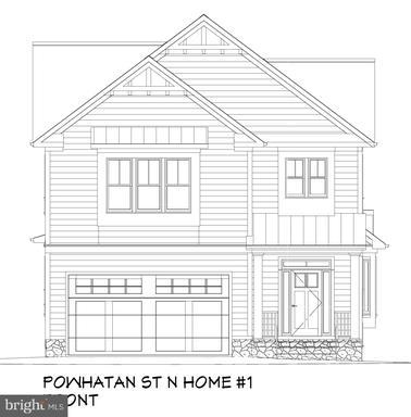 2301 N Powhatan St #1