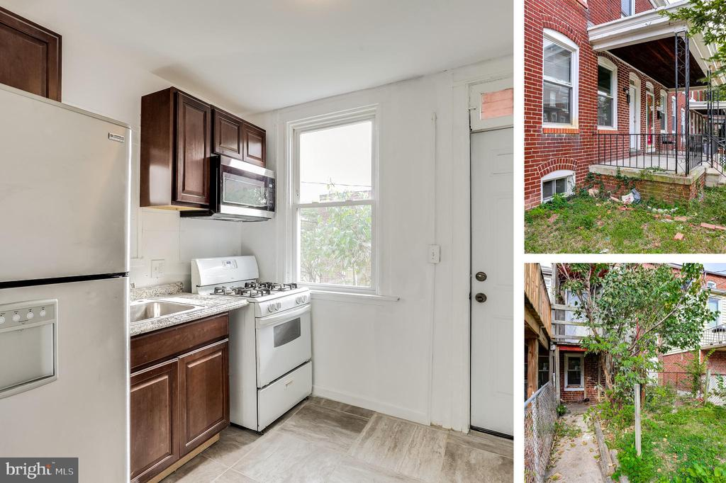 NEW Renovated home in beautiful quite neighborhood on a tree lined street.  Walking distance to the shops and restaurants in Charles Village and John Hopkins University Campus.  Just a short drive to Clifton Park, Herring Run Park and Baltimore Zoo to your east and Hampden, Old Goucher, and Remington to the west.  Perfect for a starter home or for an investor looking to increase their rental portfolio.  Property can be rented for between 1,300-1,350.   Do not miss your chance to get into an area on the rise!