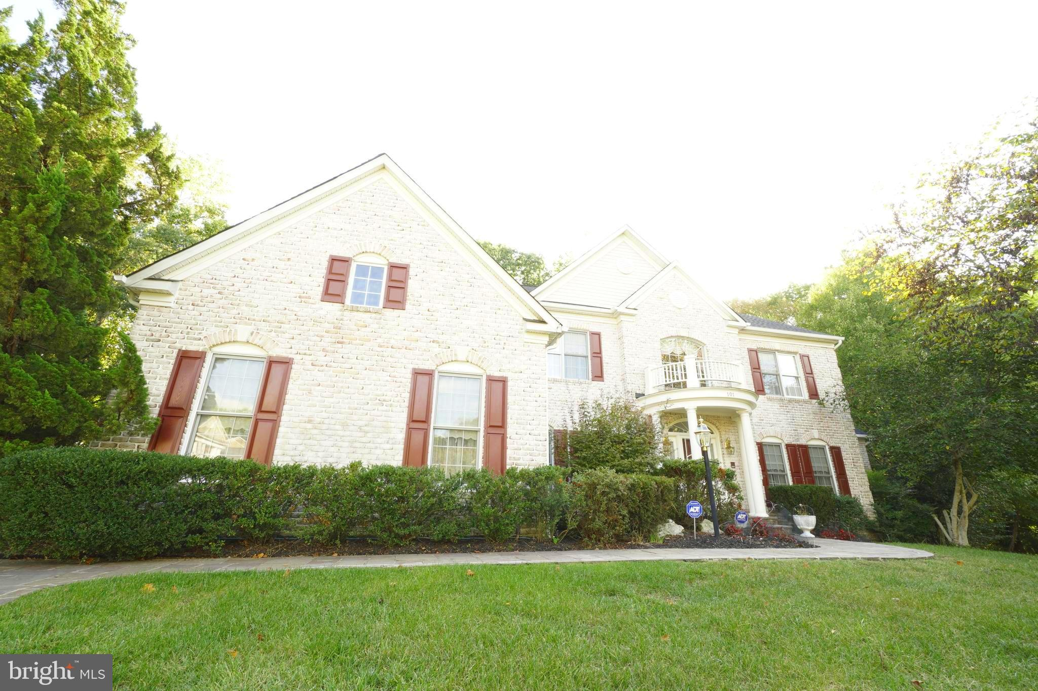 101 WHISTLING WOOD COURT, ACCOKEEK, MD 20607