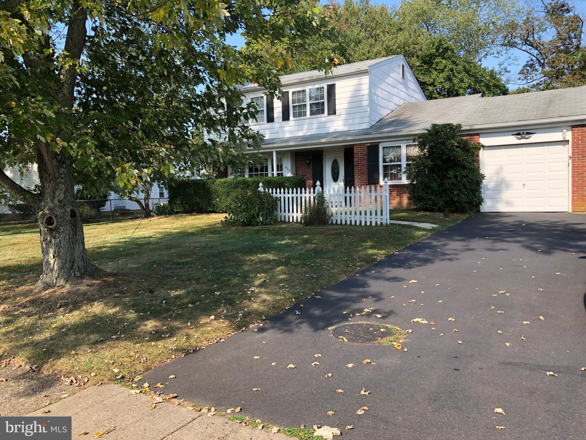 603 S OLDS BOULEVARD, FAIRLESS HILLS, PA 19030