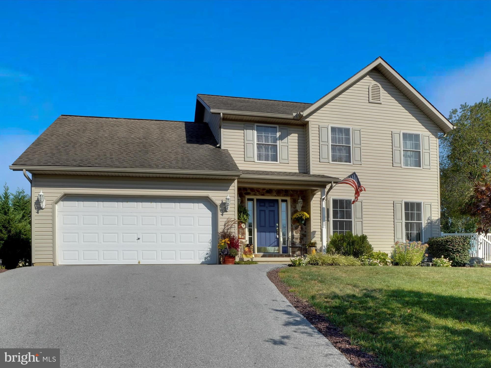 1445 TODD COURT, ANNVILLE, PA 17003