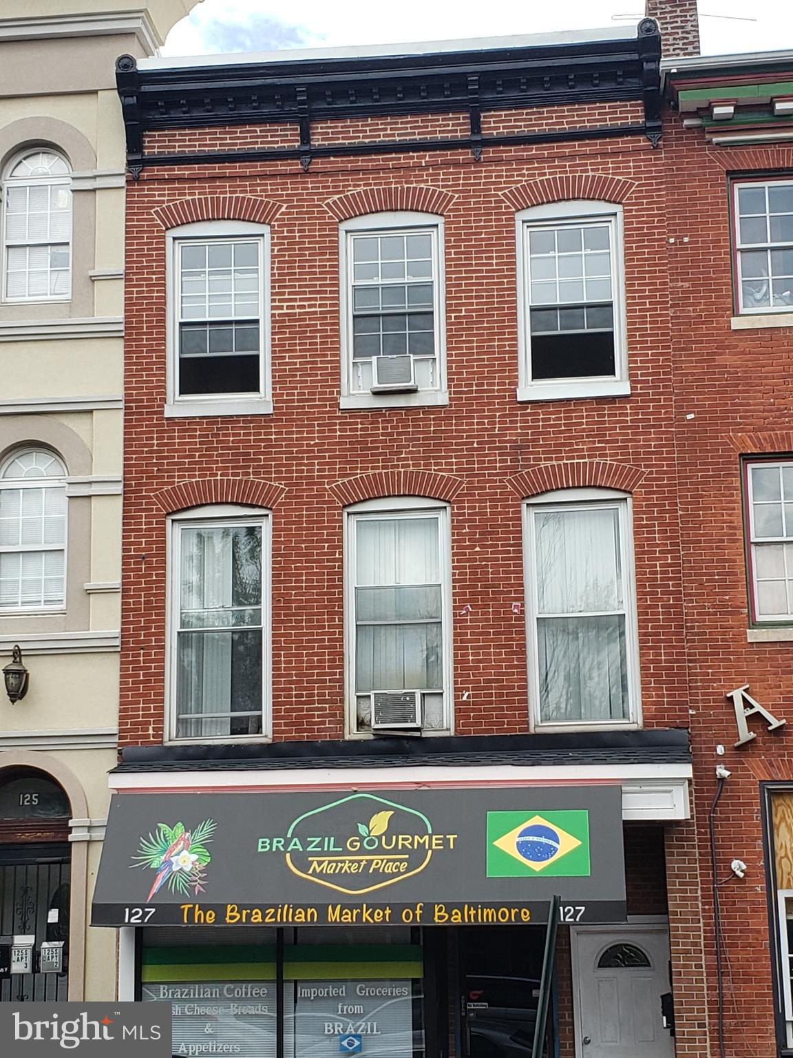 127 S BROADWAY, BALTIMORE CITY, MD 21226
